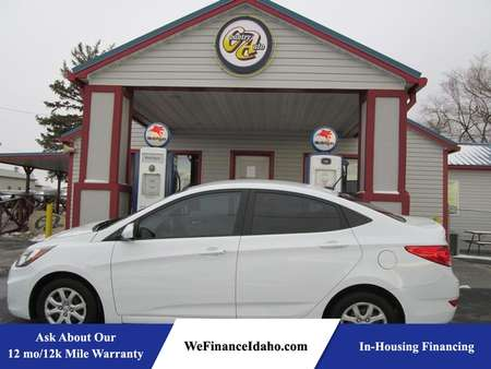2014 Hyundai Accent GLS for Sale  - 8406  - Country Auto