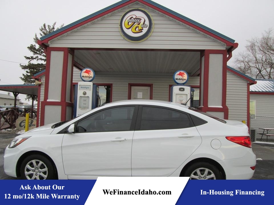 2014 Hyundai Accent GLS  - 8406  - Country Auto