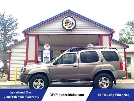 2003 Nissan Xterra XE 4WD for Sale  - 8632  - Country Auto