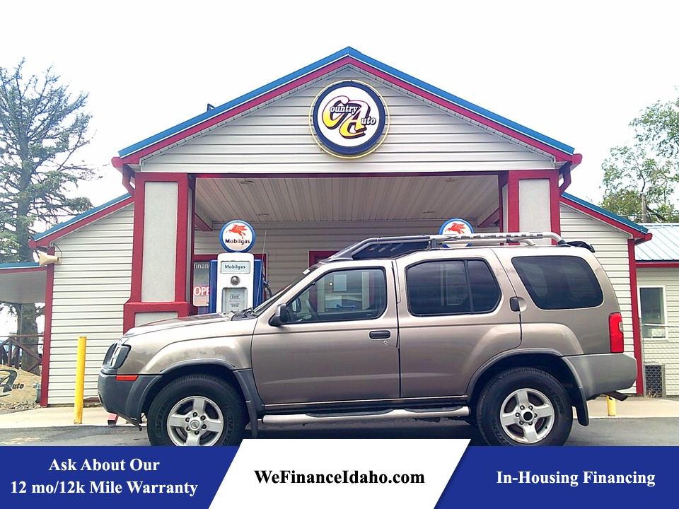 2003 Nissan Xterra XE 4WD  - 8632  - Country Auto
