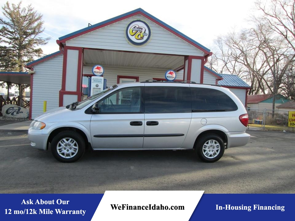 2004 Dodge Grand Caravan SE  - 8388  - Country Auto