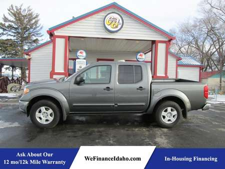 2005 Nissan Frontier 4WD SE Crew Cab for Sale  - 7867  - Country Auto