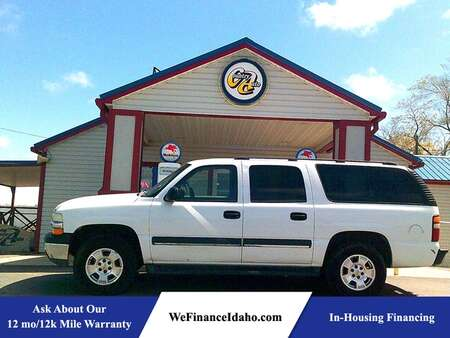 2003 Chevrolet Suburban LS 4WD for Sale  - 8917  - Country Auto