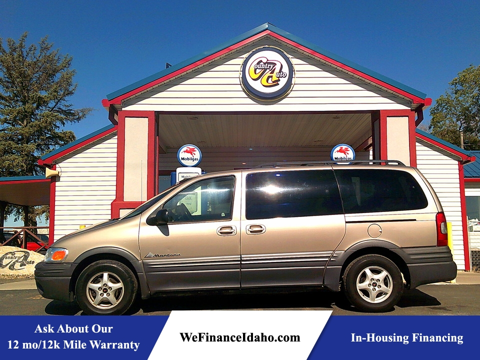 2003 Pontiac Montana  - 8639R  - Country Auto