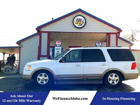 2004 Ford Expedition Eddie Bauer 4WD for Sale  - 8933  - Country Auto