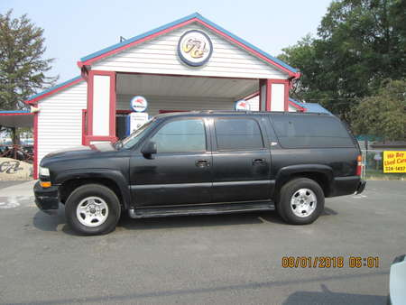 2001 Chevrolet Suburban LT 4WD for Sale  - 7782R  - Country Auto