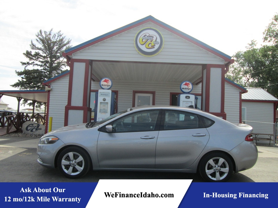 2015 Dodge Dart SXT  - 8240  - Country Auto