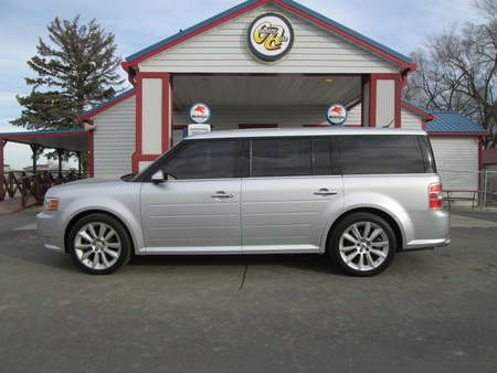 2012 Ford Flex w/EcoBoost AWD for Sale  - 7991  - Country Auto