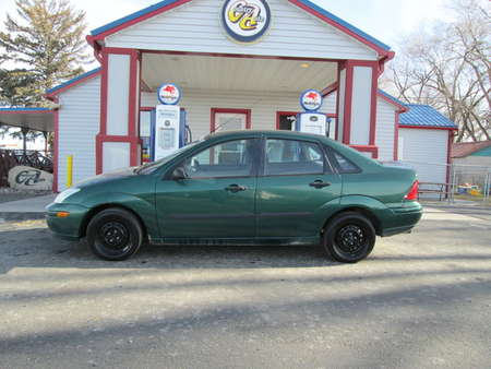 2000 Ford Focus LX for Sale  - 8014  - Country Auto