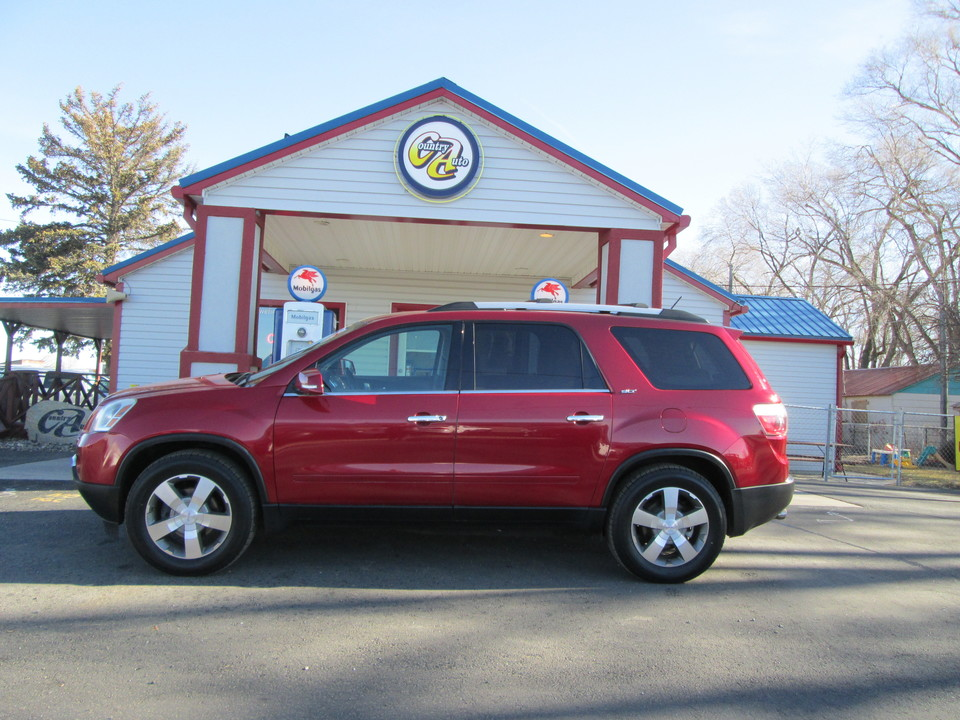 2012 GMC Acadia  - Country Auto