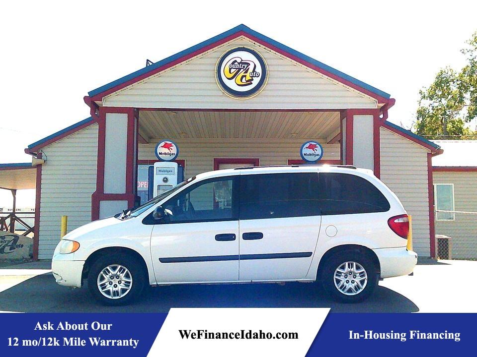 2005 Dodge Caravan SE  - 8930  - Country Auto