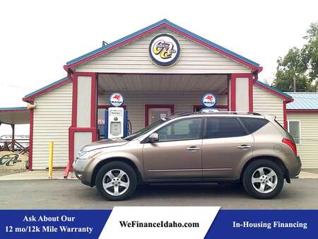2003 Nissan Murano SL AWD for Sale  - 9074  - Country Auto