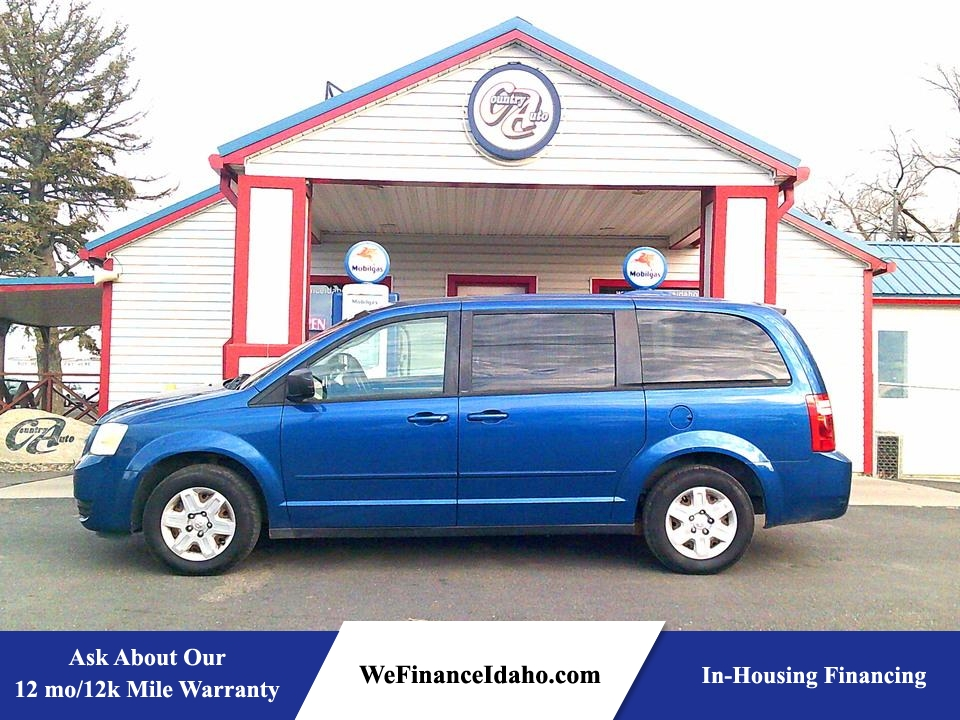 2010 Dodge Grand Caravan  - Country Auto