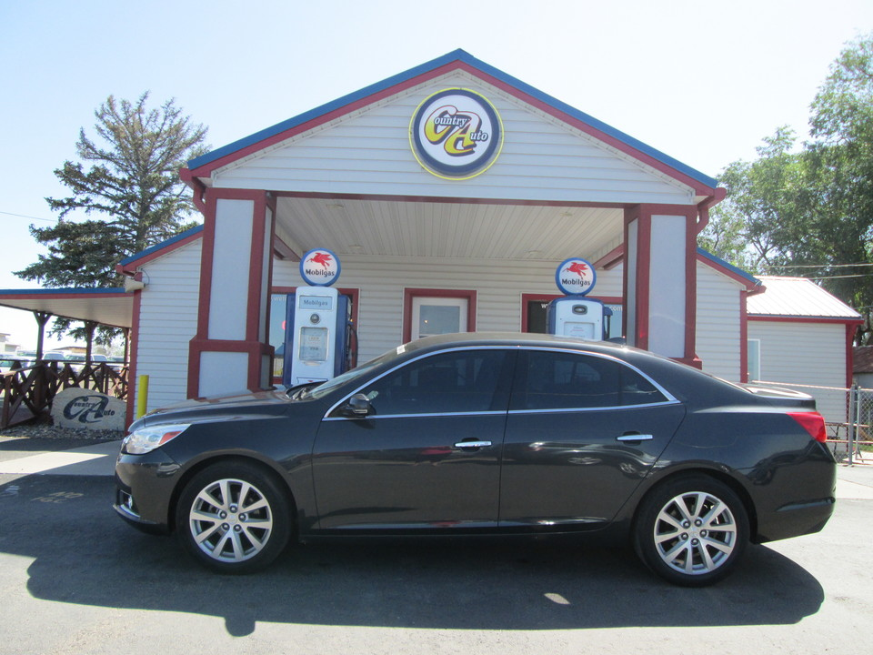 2014 Chevrolet Malibu  - Country Auto