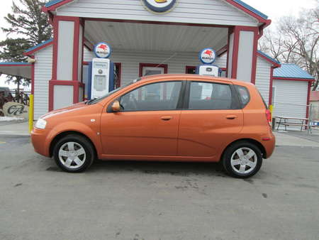 2008 Chevrolet Aveo SVM for Sale  - 7937  - Country Auto