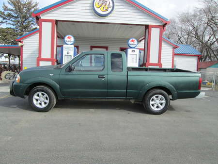 2002 Nissan Frontier XE for Sale  - 8026  - Country Auto