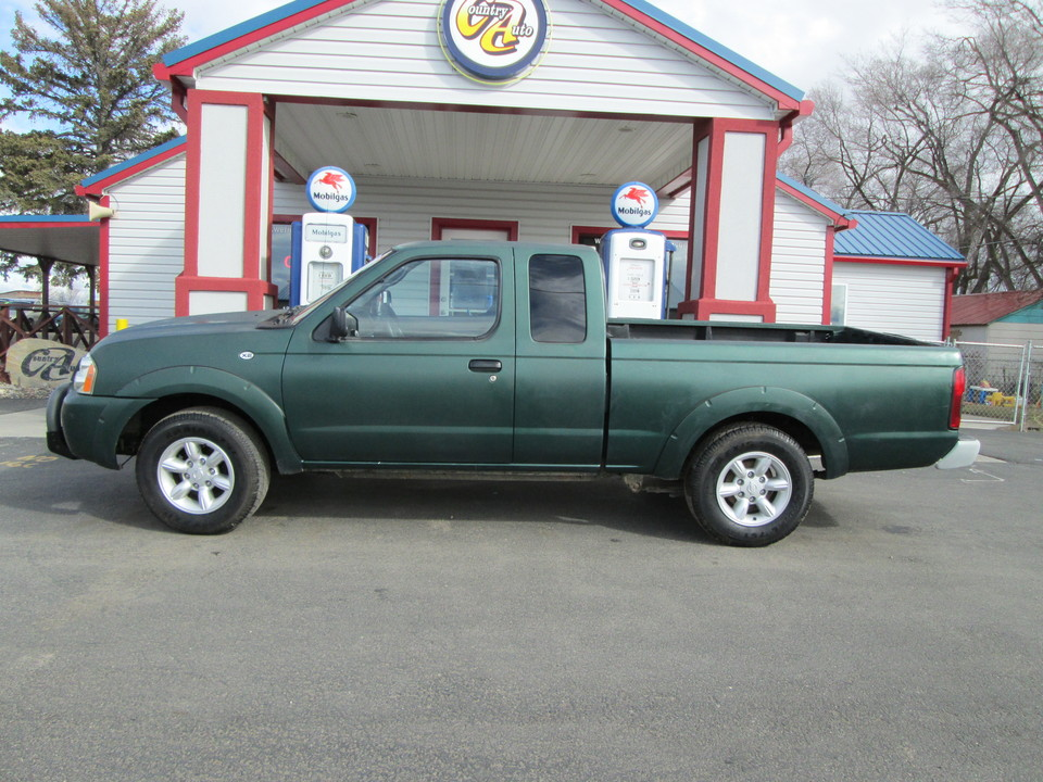 2002 Nissan Frontier  - Country Auto