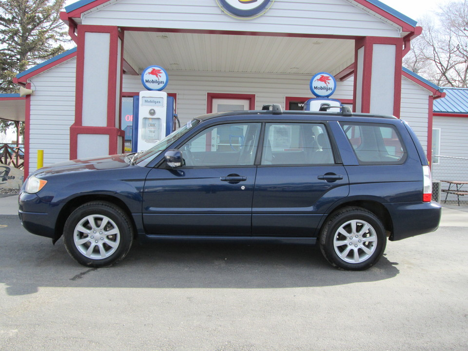 2006 Subaru Forester  - Country Auto
