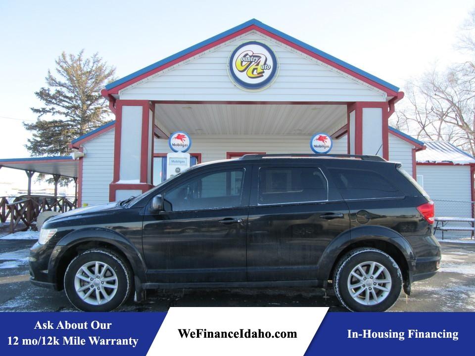 2013 Dodge Journey SXT AWD  - 8419  - Country Auto
