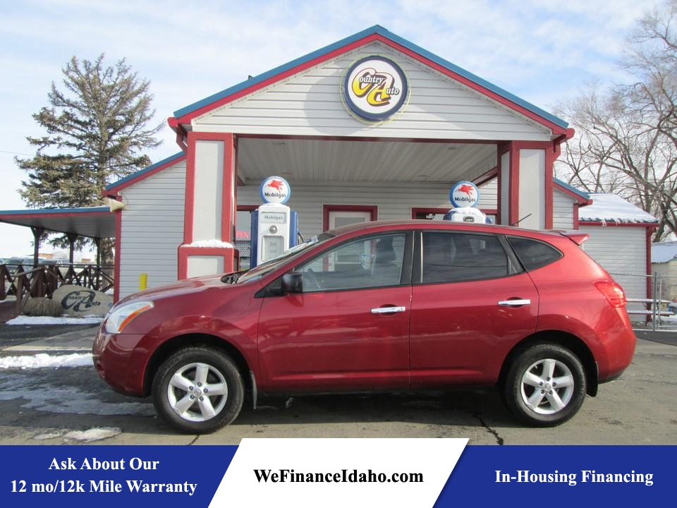 2010 Nissan Rogue AWD  - 8450  - Country Auto