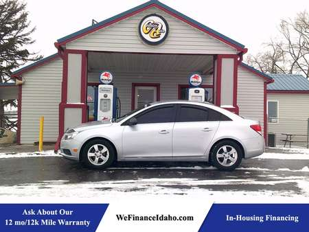 2012 Chevrolet Cruze LS for Sale  - 8512  - Country Auto