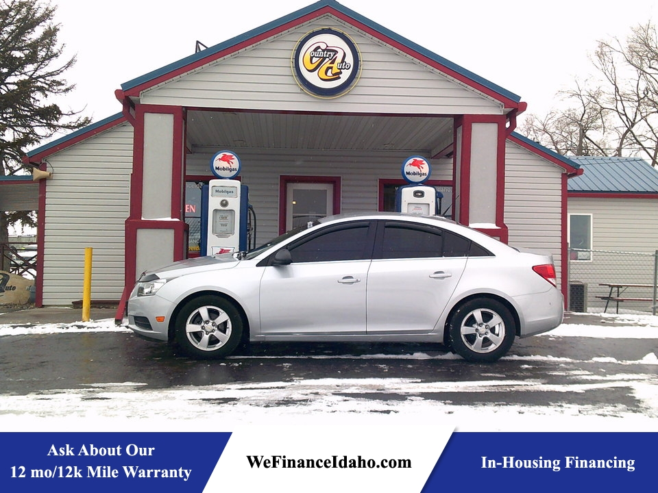 2012 Chevrolet Cruze LS  - 8512  - Country Auto