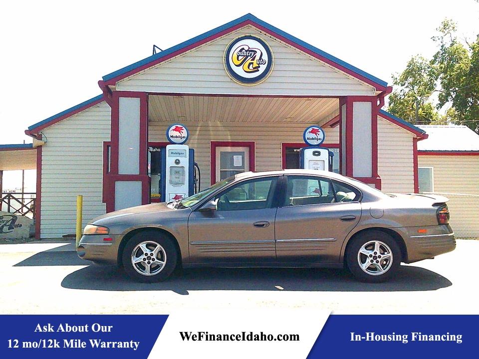 2000 Pontiac Bonneville SE  - 8965  - Country Auto
