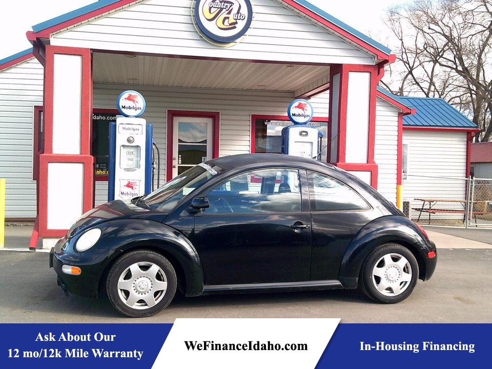 1998 Volkswagen New Beetle  - 8481  - Country Auto
