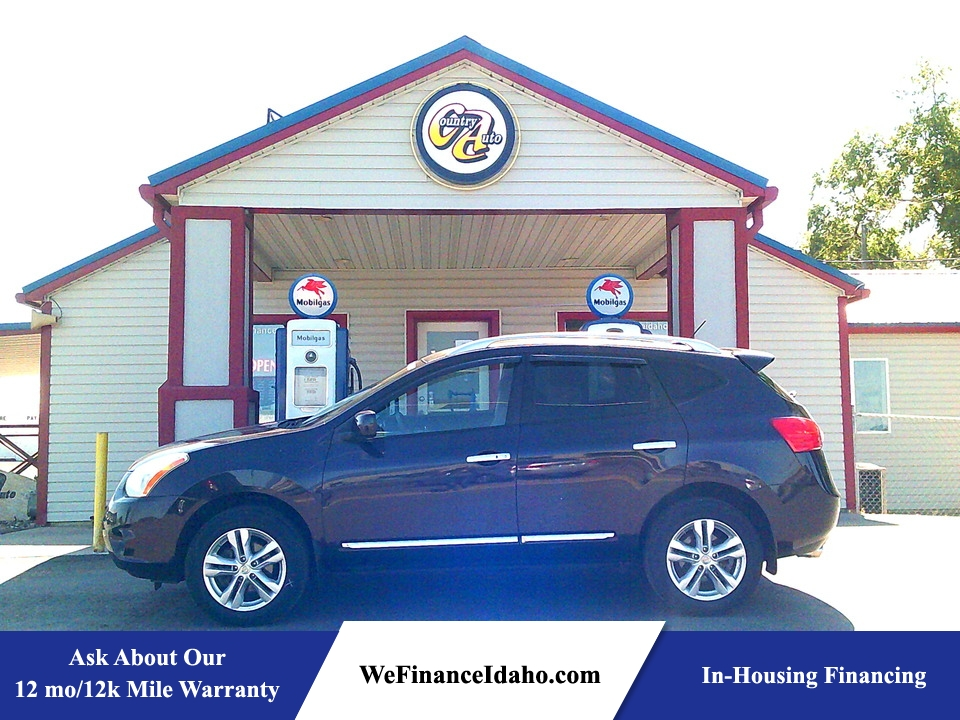 2013 Nissan Rogue SV AWD  - 9048  - Country Auto