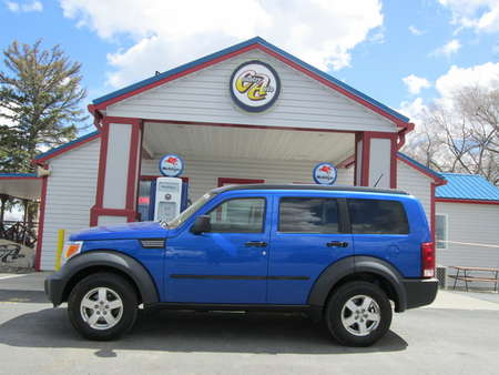2007 Dodge Nitro SXT 4WD for Sale  - 8065R  - Country Auto