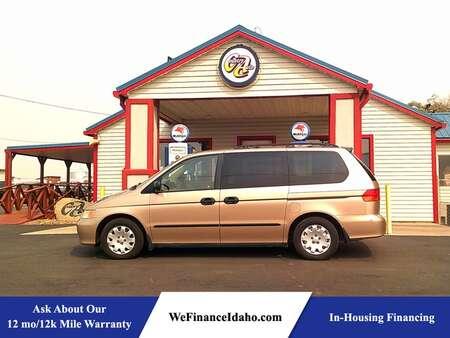 2001 Honda Odyssey LX for Sale  - 9081  - Country Auto