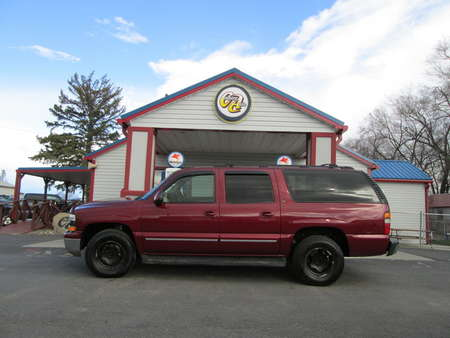 2003 Chevrolet Suburban LT 4WD for Sale  - 8077  - Country Auto