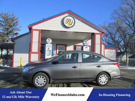 2016 Nissan Versa  for Sale  - 8471  - Country Auto