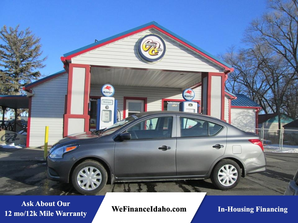 2016 Nissan Versa  - 8471  - Country Auto