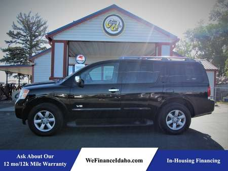 2008 Nissan Armada SE 4WD for Sale  - 8255  - Country Auto