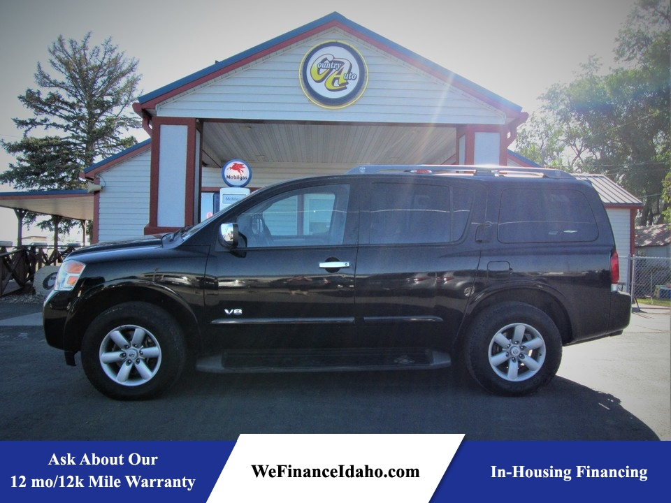 2008 Nissan Armada  - Country Auto