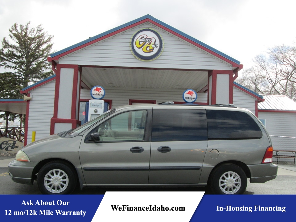 2003 Ford Windstar LX  - 8075  - Country Auto