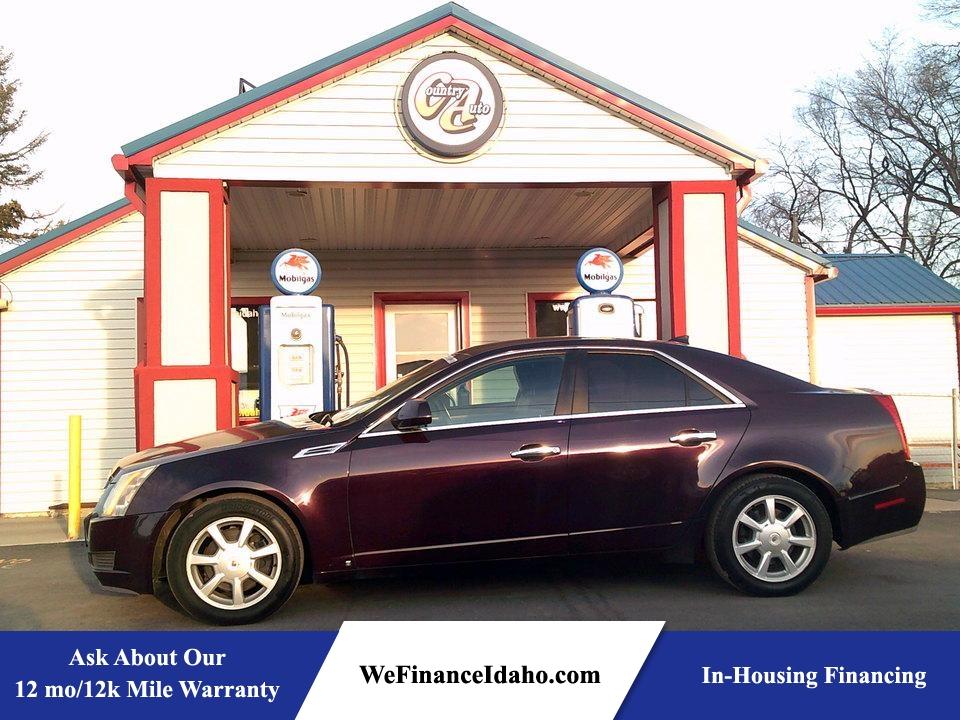 2009 Cadillac CTS RWD w/1SB  - 8546  - Country Auto