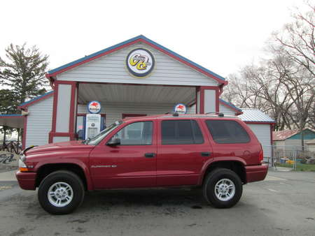 1998 Dodge Durango 4WD for Sale  - 8022  - Country Auto