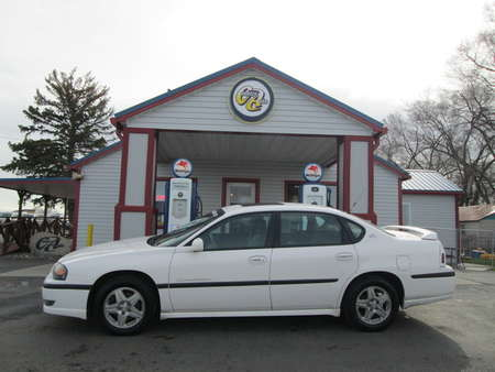 2003 Chevrolet Impala LS for Sale  - 8095  - Country Auto