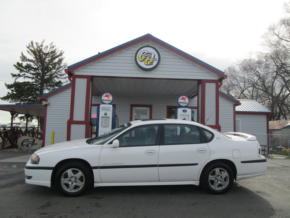 2003 Chevrolet Impala  - Country Auto