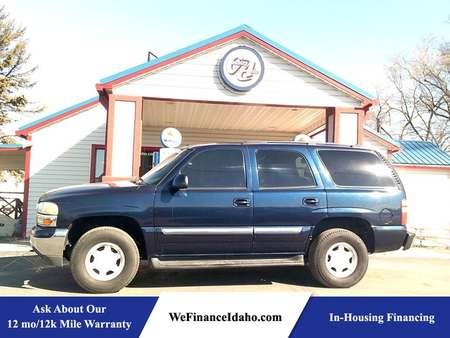 2004 GMC Yukon SLE 4WD for Sale  - 8552  - Country Auto