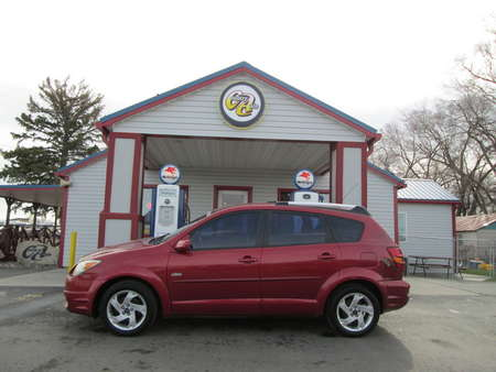 2005 Pontiac Vibe  for Sale  - 8060BR  - Country Auto