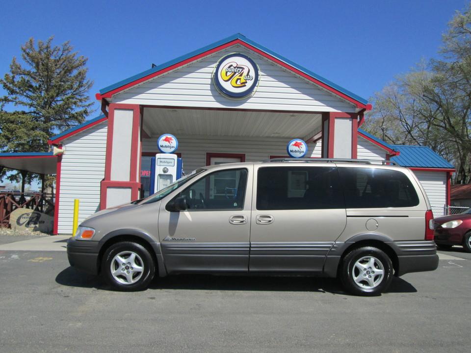 2003 Pontiac Montana  - Country Auto