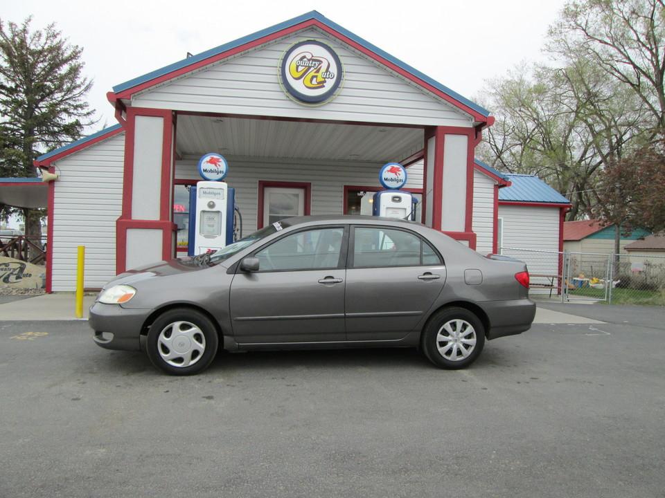 2005 Toyota Corolla  - Country Auto