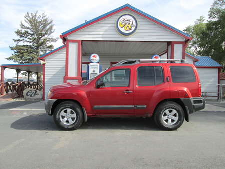 2012 Nissan Xterra 4WD for Sale  - 8320  - Country Auto