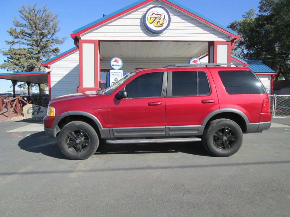 2003 Ford Explorer  - Country Auto