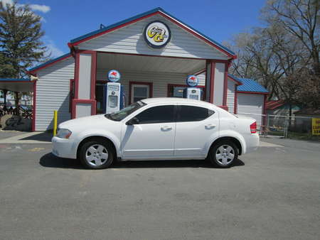 2008 Dodge Avenger SE for Sale  - 8097R  - Country Auto