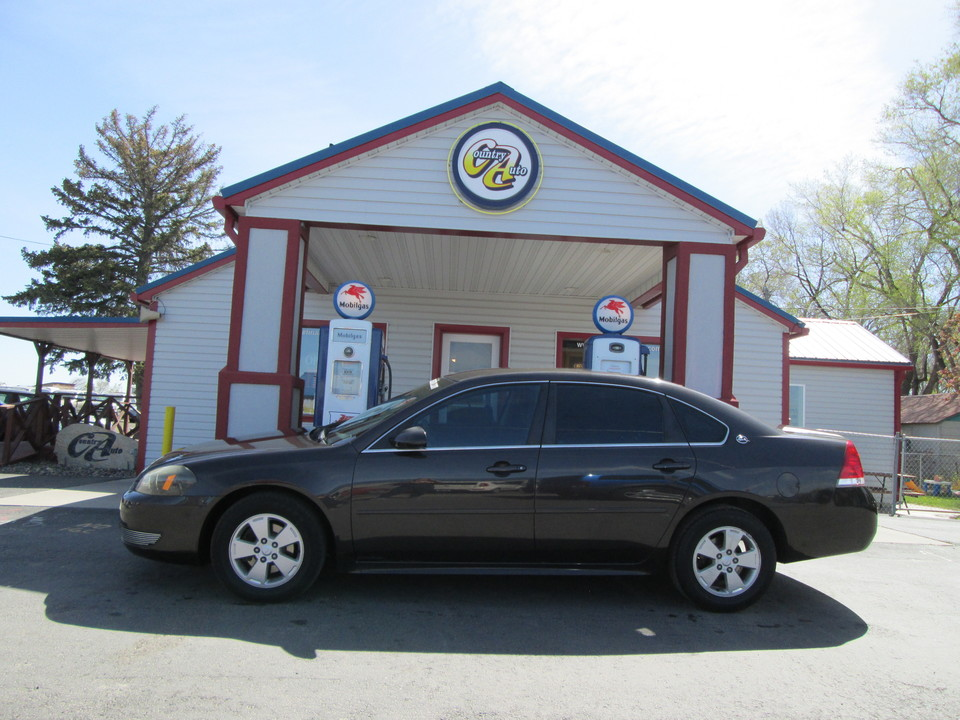 2009 Chevrolet Impala  - Country Auto