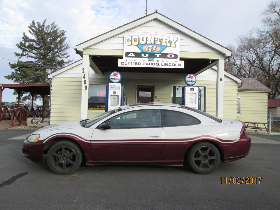 2001 Dodge Stratus  - Country Auto